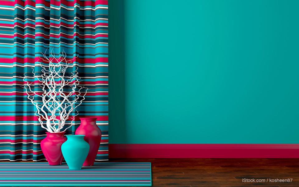 bright bold paint colors