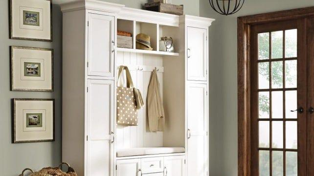 Upgrade your entryway with a piece surprisingly from Home Depot.