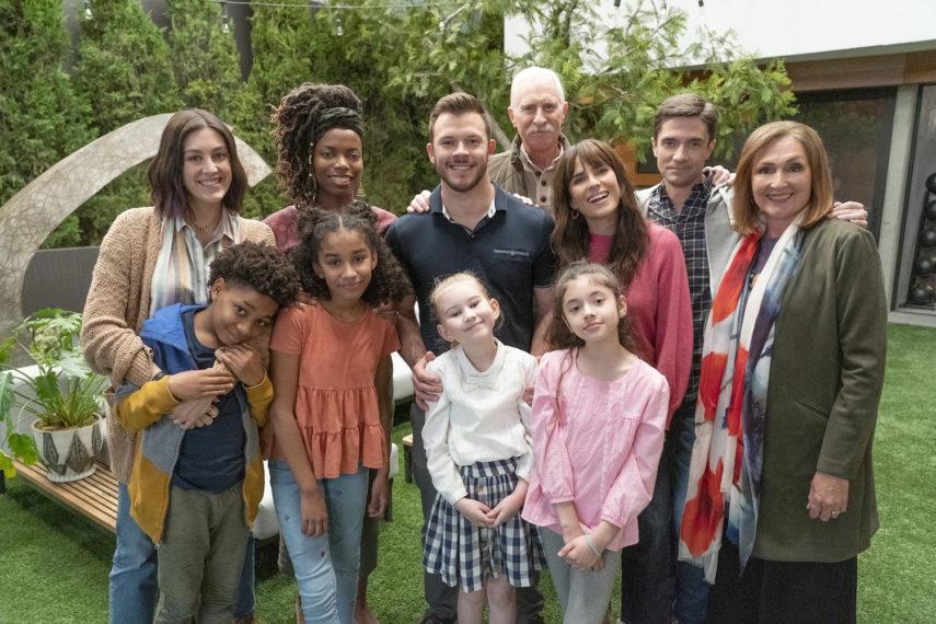 Home Economics Family Cast